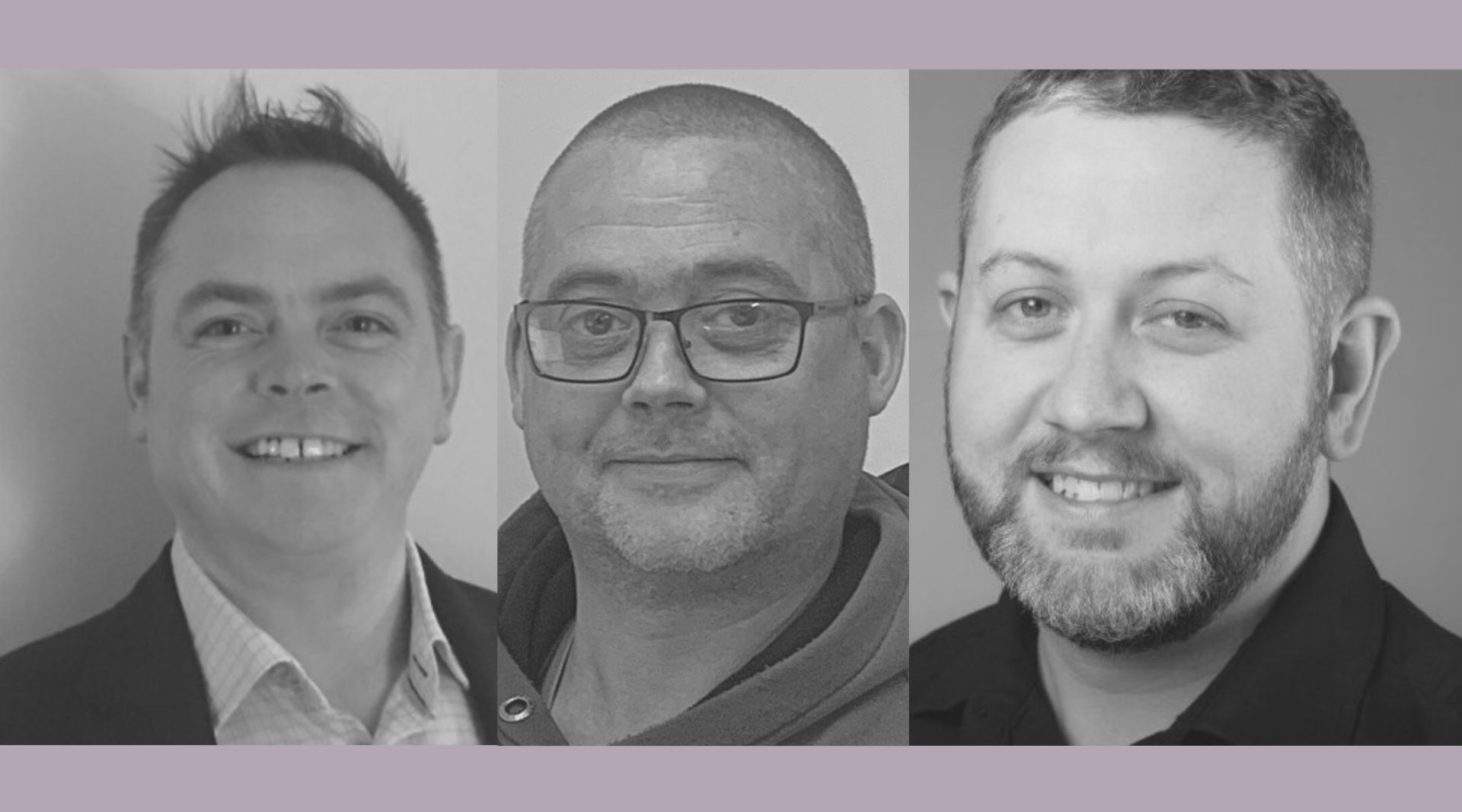 Finishing manufacturer bolsters leadership team with three appointments